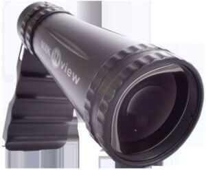 VOLK InView Fundus Camera close up