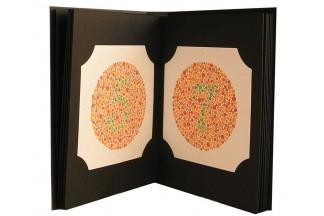 Ishihara Color Testing Book (38 Plate)