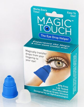 Magic-Touch-Eye-Drop-Applicator