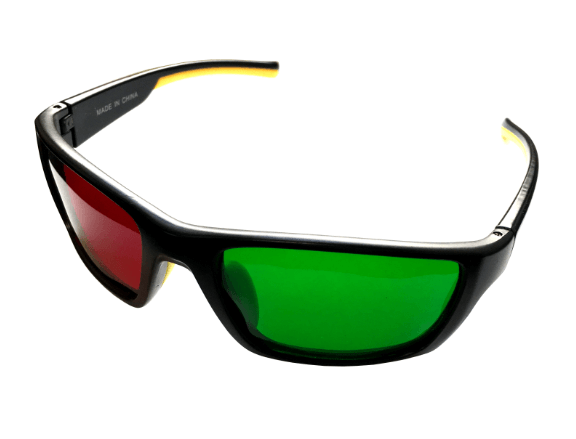 Wraparound-Red-Green-Glasses-child-Size
