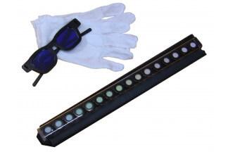 Lanthony D-15 Color Test (Desaturated)