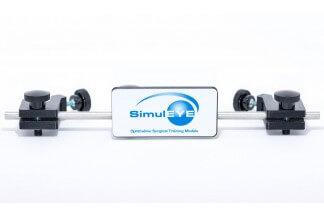 SimulEYE Slit Lamp Holder