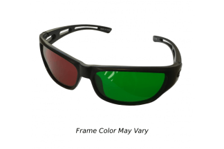 Wraparound Red/Green Glasses (Child Size)