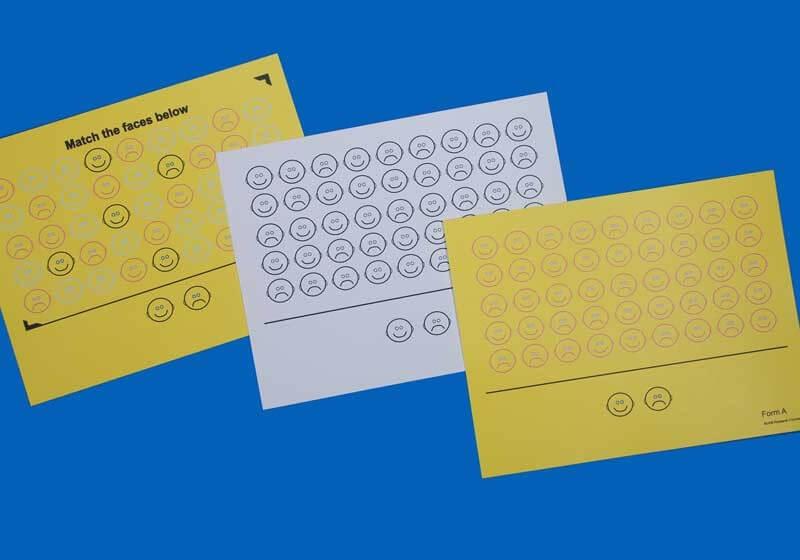 Face Form Card Set (3)