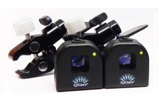 EpiGlare Binocular Phoropter Kit