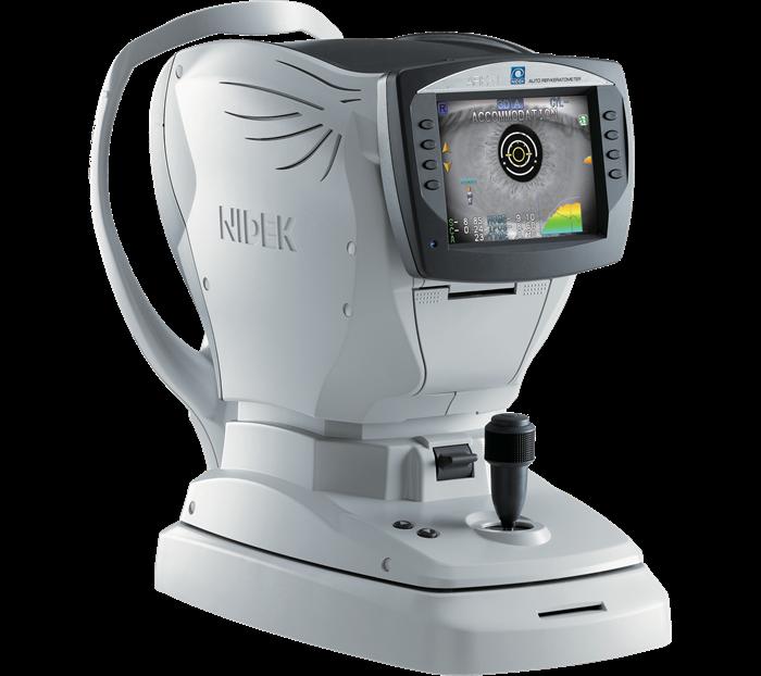 ARK-1A autorefractor & keratometer